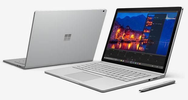 В продаже появился самый дорогой ноутбук Microsoft Surface Book