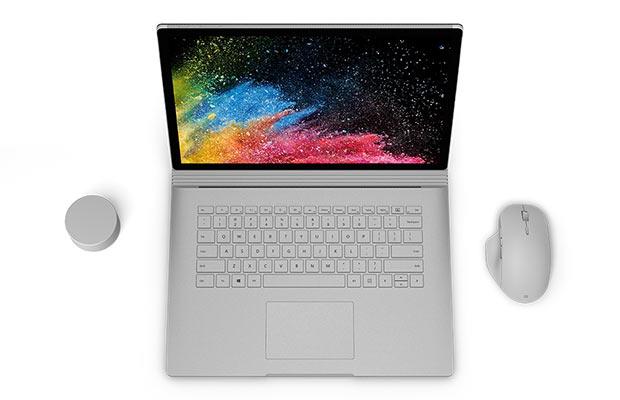 Новый «планшетобук» Microsoft оказался вдвое мощнее MacBook Pro