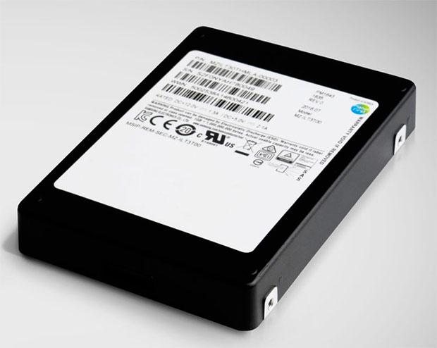 Самсунг сделала SSD на32 Тбайта