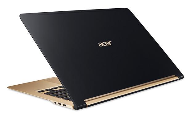 В реализацию поступил самый тонкий ноутбук вмире— Acer Swift 7