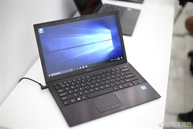 Ноутбуки VAIO возвращаются нарынок