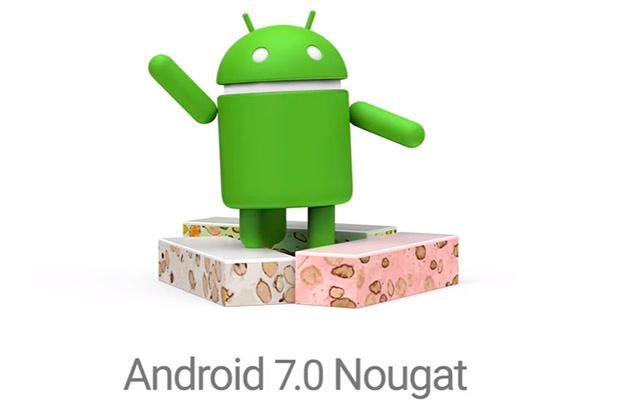 Nougat установлена на4,9% Android-устройств