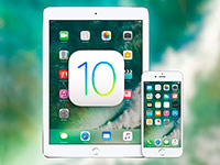 Apple выпустила iOS 10/10.0.1 для iPhone, iPod touch и iPad