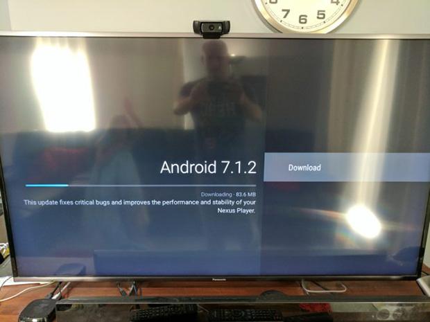 Google начинает распространение андроид 7.1.2