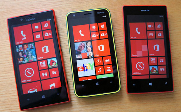 Microsoft убрала раздел Lumia всвоем электронном магазине