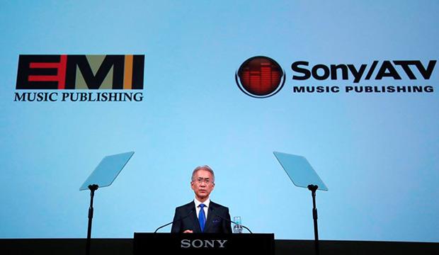 Сони купила британскую EMI иееправа на2 млн песен