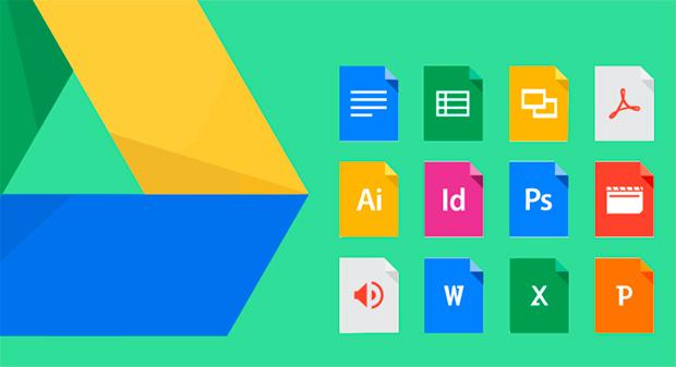 Число пользователей Google Drive составило млрд.