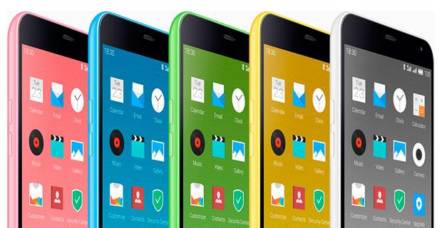 Meizu может продемонстрировать MX5 иM1 Note 2 виюне