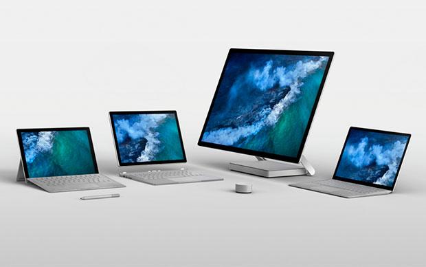 Каждое 4-ое устройство семейства Microsoft Surface возвращают из-за брака