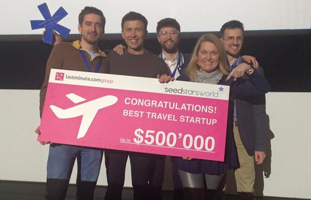 Украинский туристический стартап признан лучшим в мире