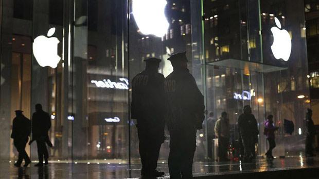 Как просто ограбить Apple Store вСан-Франциско