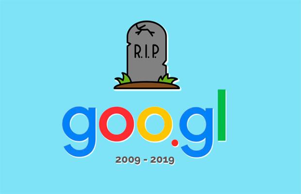 Сервис Google URL Shortener для сокращения ссылок прекращает свою работу