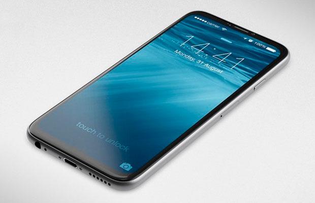 Apple собирается выпустить новый iPhone без кнопок