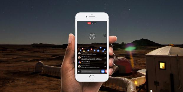 Социальная сеть Facebook запустит поддержку прямых панорамных трансляций