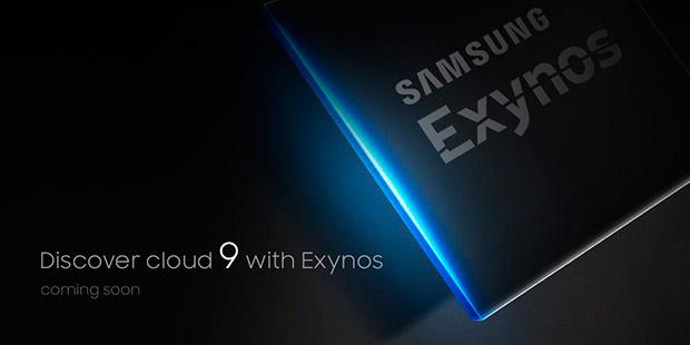 Самсунг запускает серию процессоров Exynos 9