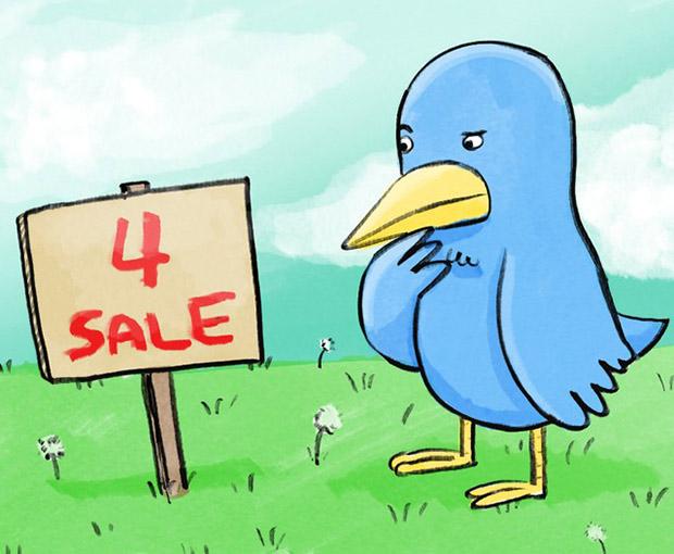 Google, Salesforce и Verizon задумались о покупке Twitter