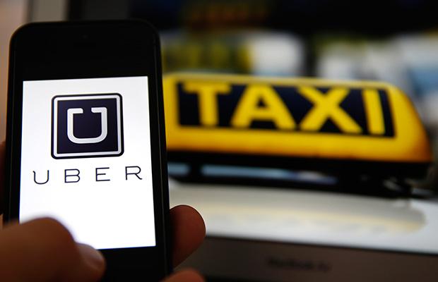 Компания Uber отреагировала напротесты таксистов вКиеве