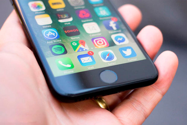 Apple тестирует работу в сетях 5G