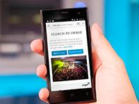 Как совершать реверсивный поиск изображений на смартфоне