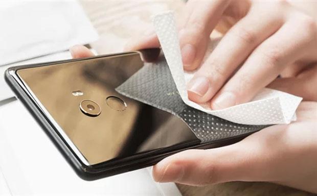 Xiaomi выпустила салфетки для протирки дисплеев
