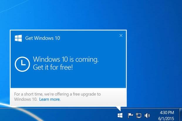 Американка отсудила уMicrosoft $10 тыс. заобновление доWindows 10