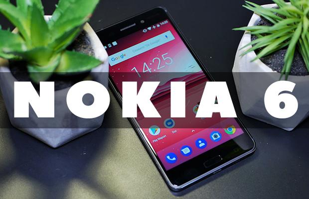 Nokia 6: обзор смартфона на «чистом» Android