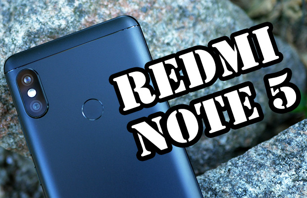 Обзор Xiaomi Redmi Note 5 — лучший смартфон в своем классе