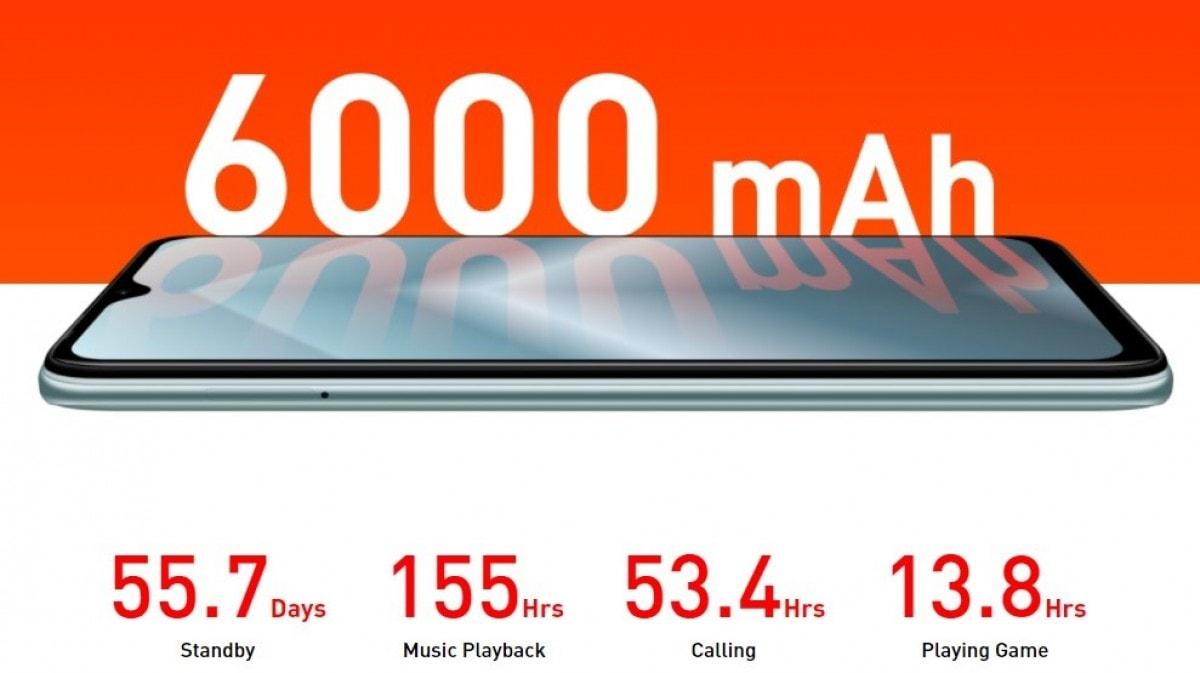 Представлен бюджетный смартфон Infinix Hot 10 Play с батареей емкостью 6000 мАч