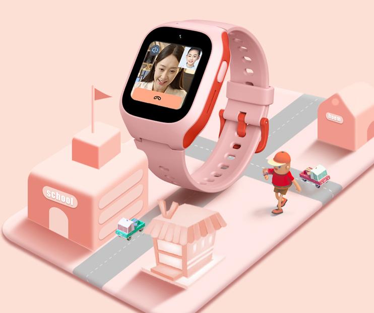 Xiaomi выпустила детские смарт-часы с поддержкой 4G и камерой для видеозвонков