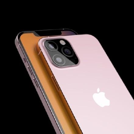 Показан iPhone 12s Pro в розовом цвете