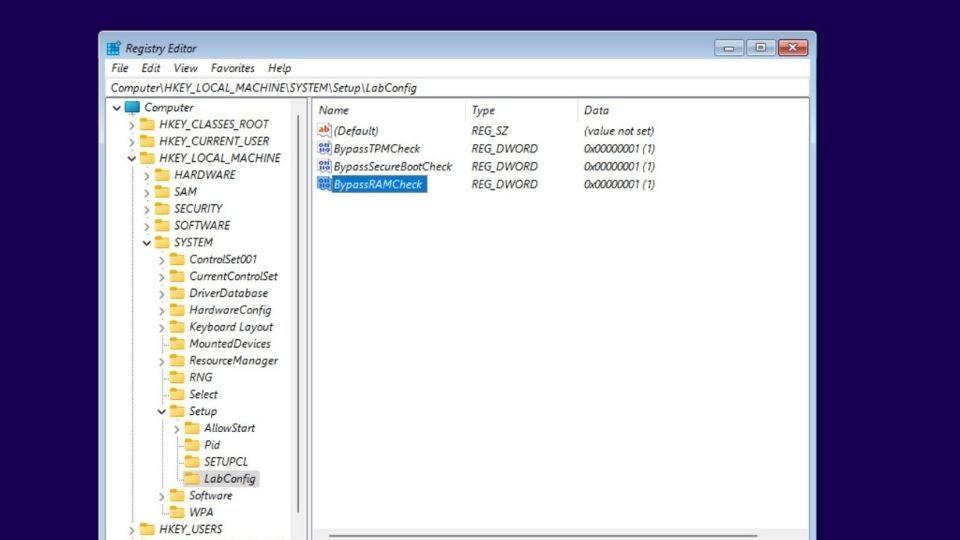 Найден способ установки Windows 11 на несовместимые ПК