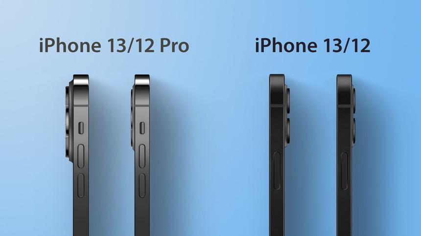 Смартфоны серии iPhone 13 будут толще предшественников
