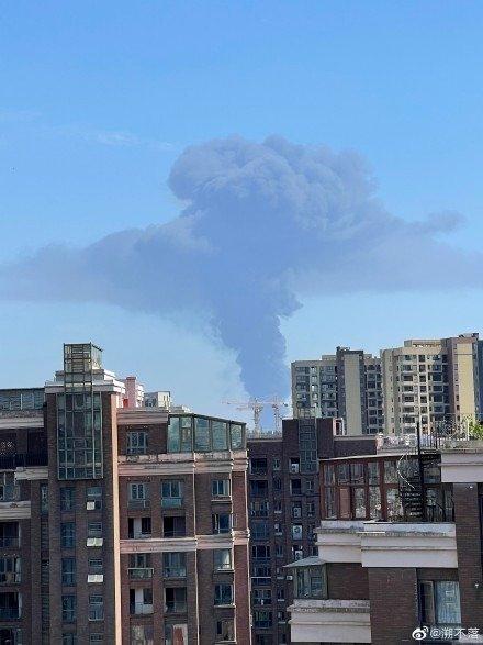 Взрыв на складе в Китае уничтожил продукцию Xiaomi