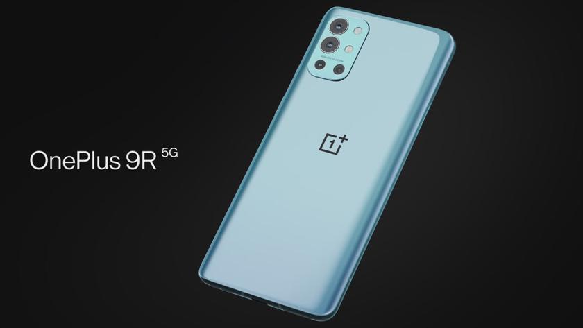 Представлен смартфон OnePlus 9R с чипом Snapdragon 870