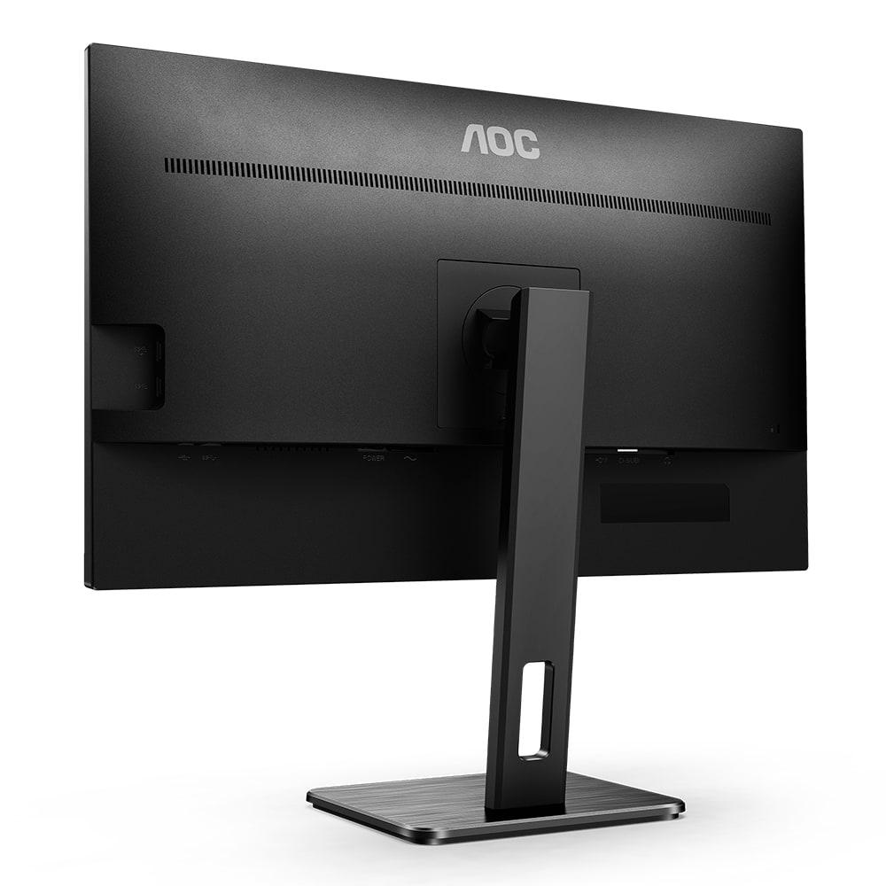 AOC представила четыре профессиональных монитора с разрешением QHD и 4K