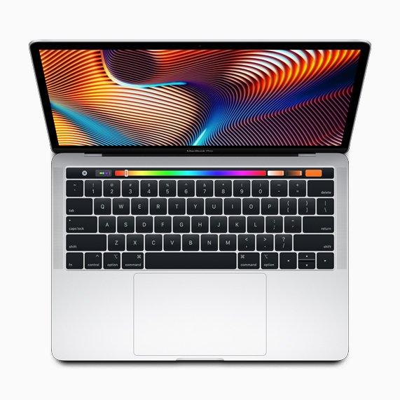 Apple оснастила Macbook Air иMacbook Pro новыми функциями