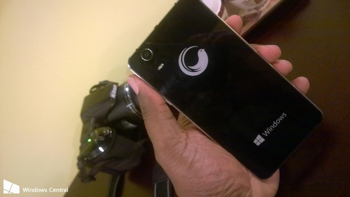 WhartonBrooks: НаIndiegogo появится новый смартфон наWindows 10 Mobile