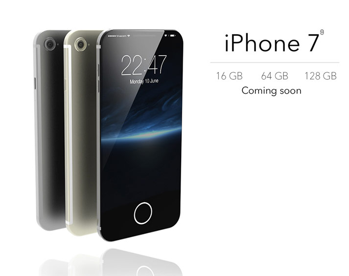 IPhone 7 с 4-дюймовым экраном выйдет осенью этого