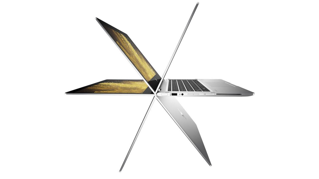 HPпредставила бизнес-ноутбук EliteBook x360 1030 G2