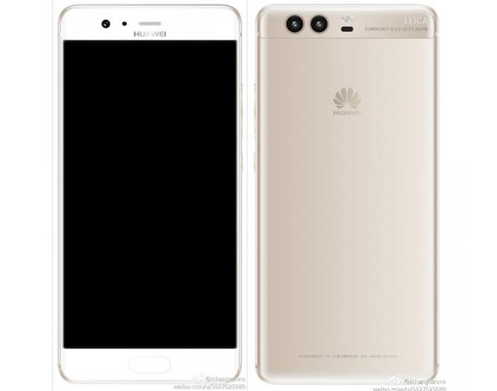 Обнародована стоимость телефонов Huawei P10 иP10 Plus