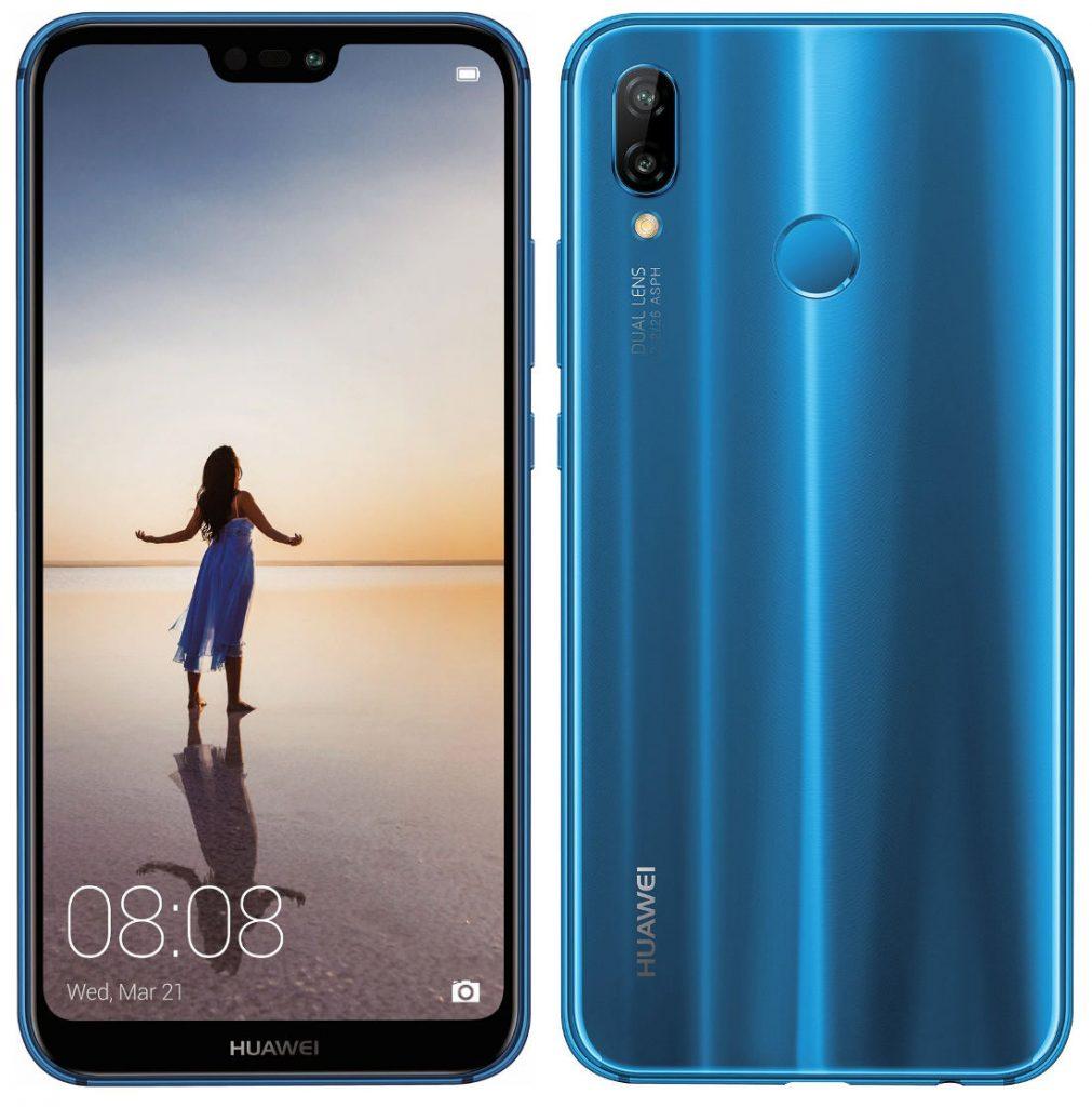 Смартфон Huawei P20 протестирован вGeekbench