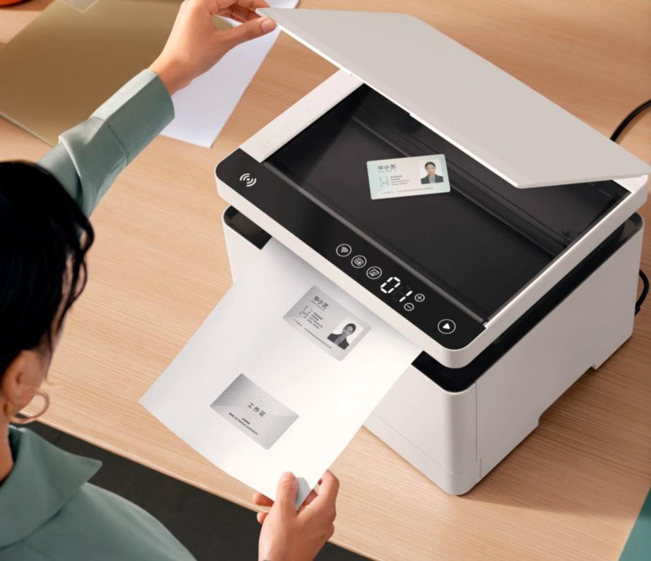 Huawei представила принтер PixLab X1 на базе HarmonyOS