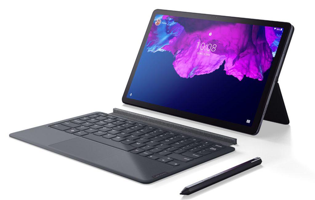Представлен планшет Lenovo Tab P11 с 11-дюймовым дисплеем и металлическим корпусом