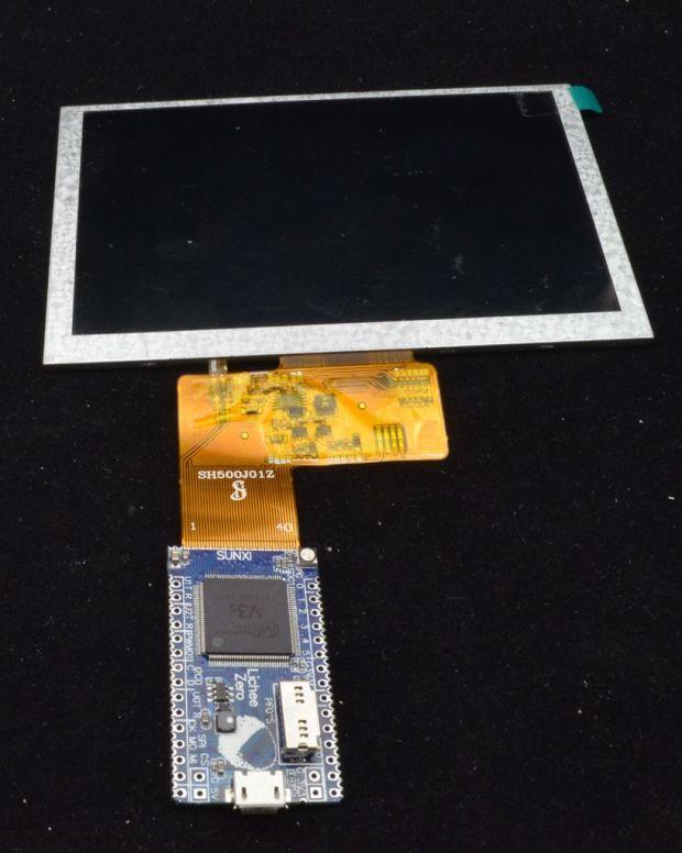 Микрокомпьютер LicheePi Zero стоит всего 6 долларов