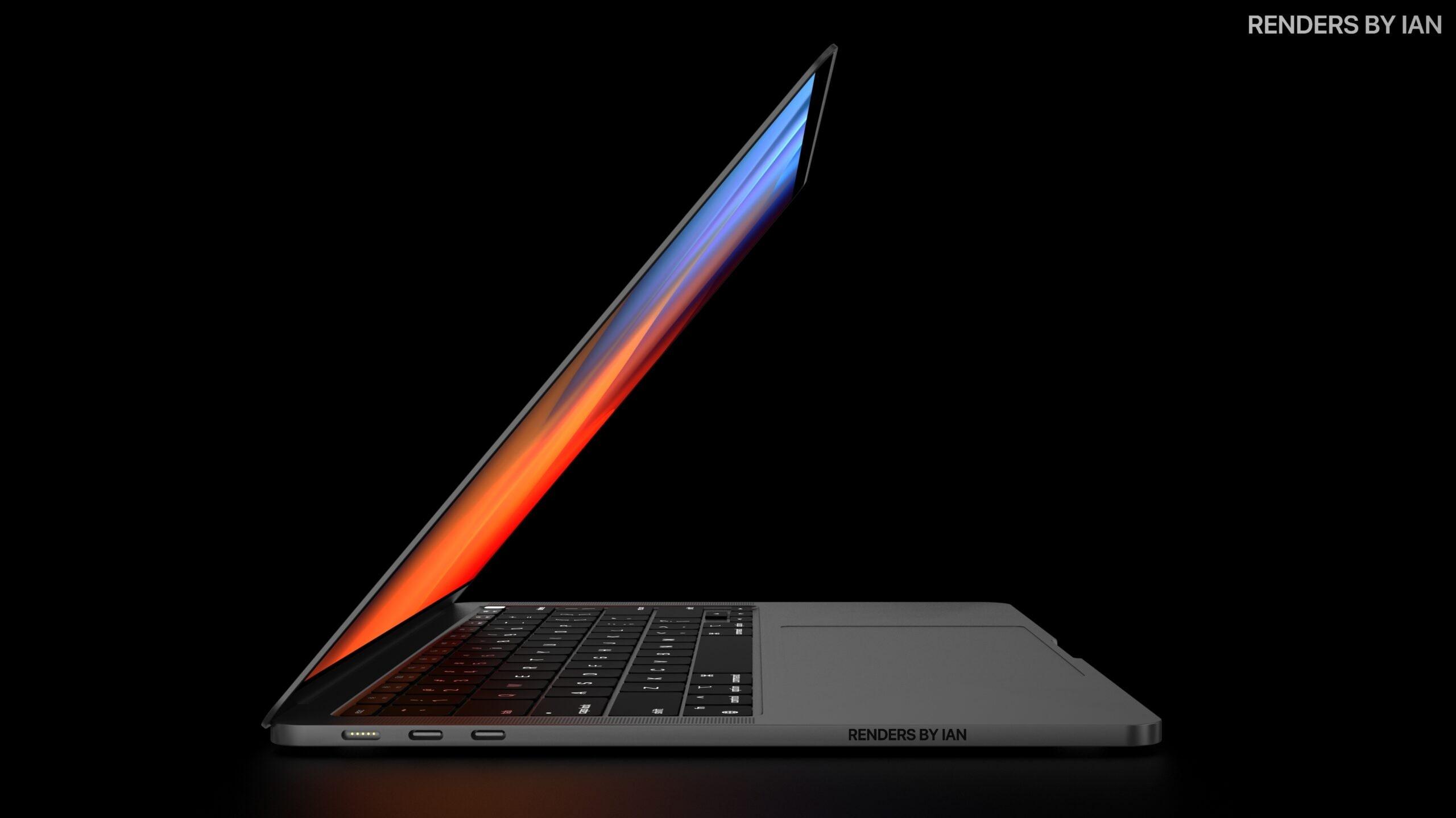 Поставки miniLED дисплеев для новых MacBook Pro начнутся в третьем квартале 2021 года
