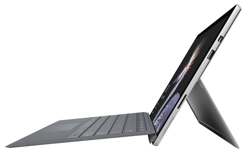 Microsoft анонсировала улучшенный гибридный планшет Surface Pro
