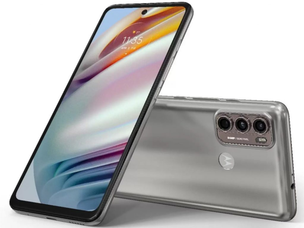 Представлены смартфоны Moto G60 и G40 Fusion с дисплеем 120 Гц и чипом Snapdragon 732G