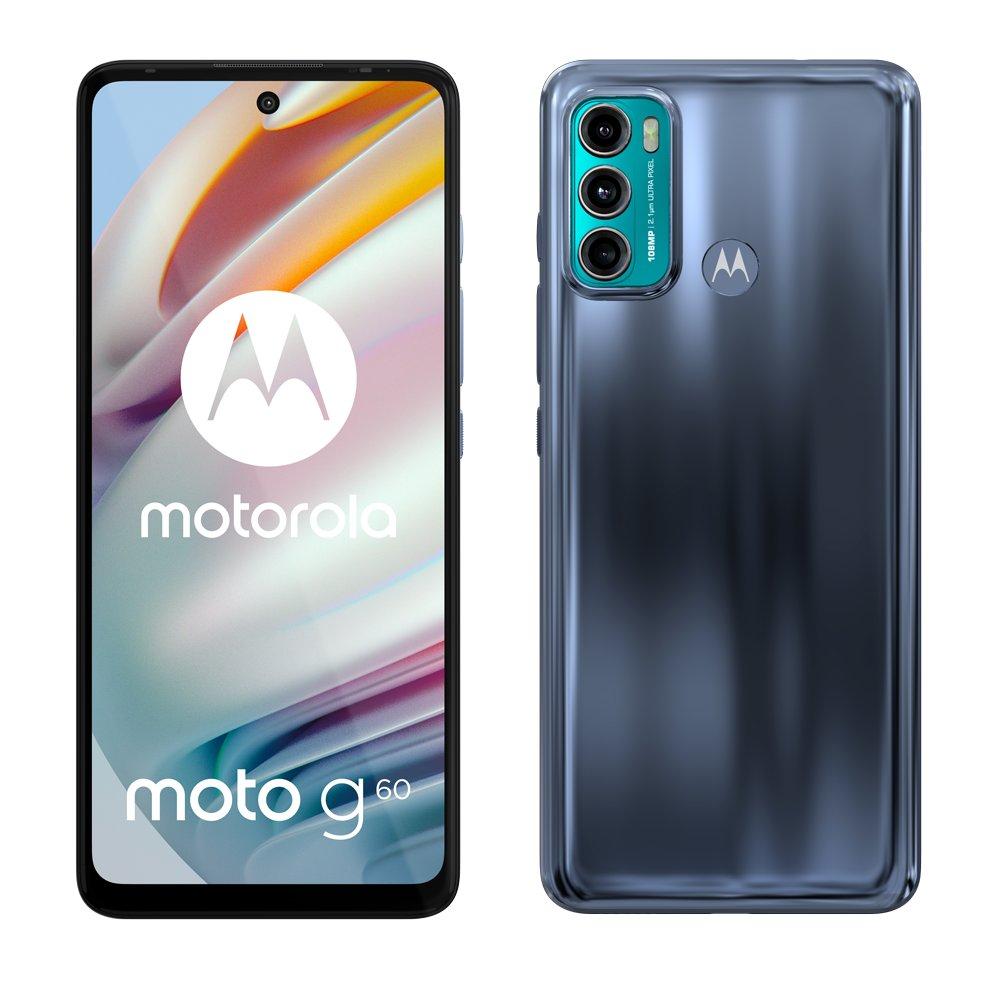 Опубликованы рендеры и характеристики смартфонов Motorola Moto G20 и G60