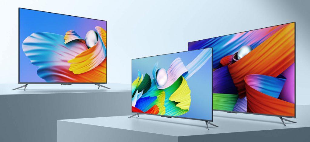 Представлены смарт-телевизоры серии OnePlus TV U1S с 4K-экранами