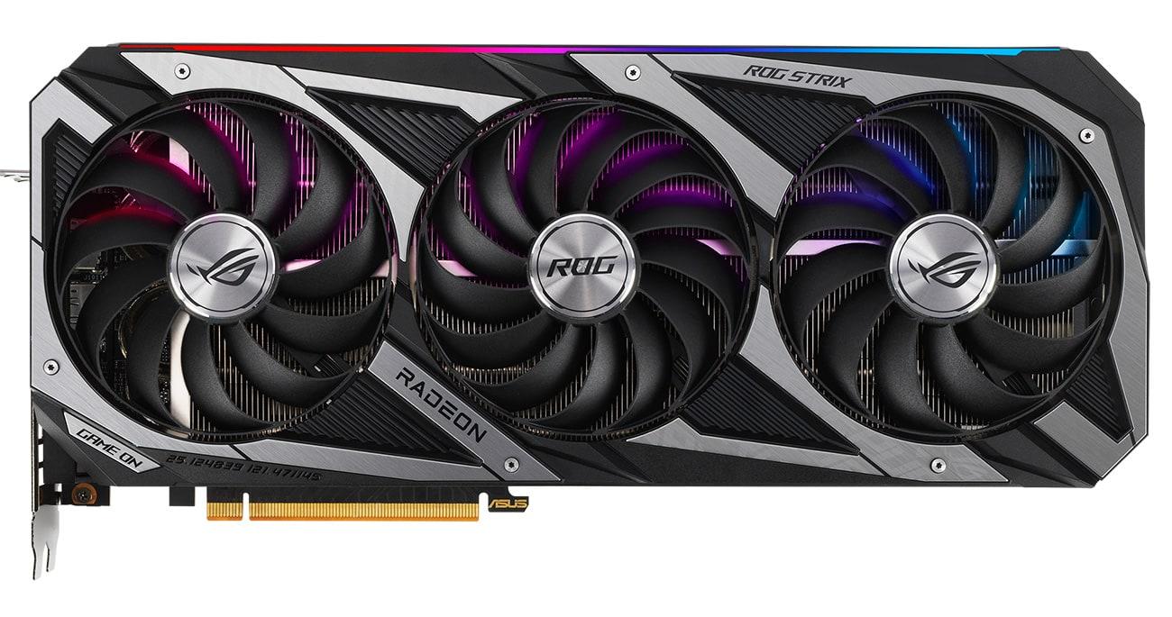 Asus представила видеокарты серии AMD Radeon RX 6700 XT